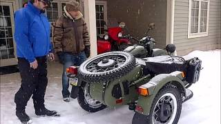 7. January Blizzard, Exceptional Buying Experience at Ural of New England!