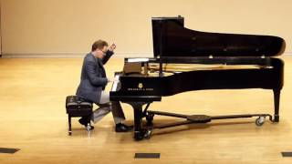 J.S. Bach:  Chaconne in D minor, BWV 1004 (arr. Busoni)