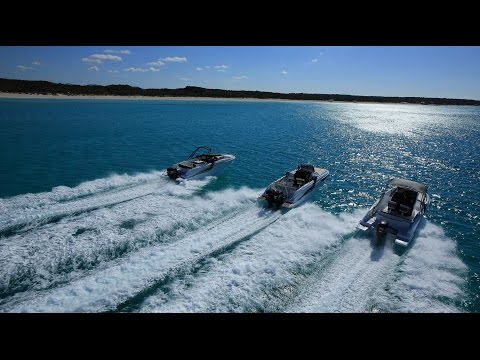Beneteau Flyer 7.7 Spacedeckvideo