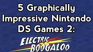 5 graphically impressive Nintendo DS games 2: Electric Boogaloo - minimme