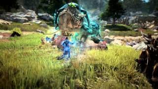 Видео к игре Black Desert из публикации: Black Desert - Разработчики официально представили нового персонажа Tamer