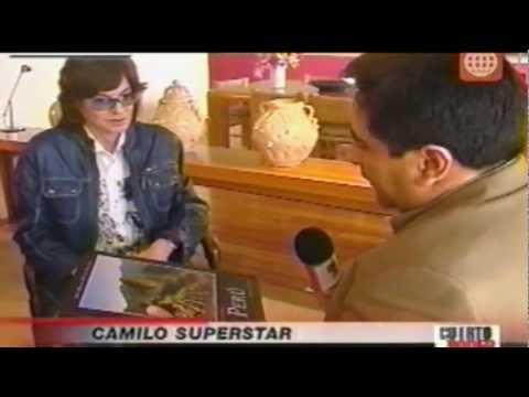 Reportaje de CAMILO SESTO para la television Peruana ( Parte 02 ) HD
