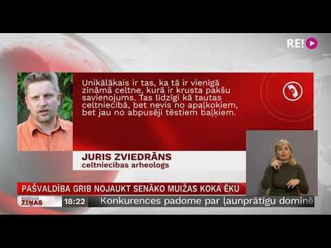 Jelgavas novadā grib nojaukt seno Bērvircavas muižas koka ēku