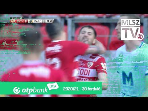 Gheorghe Grozav gólja (DVTK - PAFC, 30. forduló)
