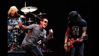 Stone Temple Pilots, Chester Bennington, Duff & Slash live 2013. Chester Charles Bennington (March 20, 1976 – July 20, 2017) ...