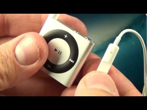 comment remplir ipod shuffle
