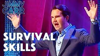 Video Surviving In The Wild | Jimmy Carr: Comedian MP3, 3GP, MP4, WEBM, AVI, FLV September 2019