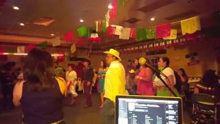 Mexican Birthday Party - Dancing