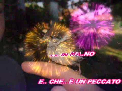, title : 'Zucchero - E' un peccato morir (karaoke).avi'