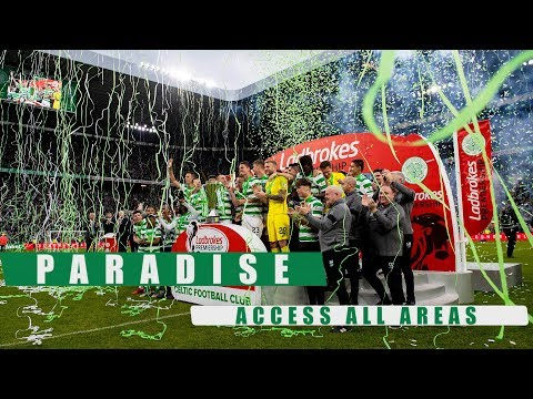 📹 Paradise: Access All Areas | Trophy Day! | Celtic 2-1 Hearts