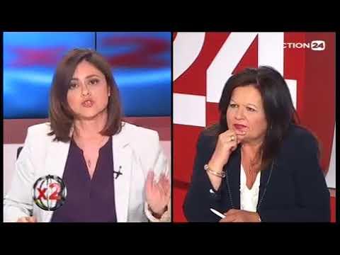 Ενορχηστρωμένη επίθεση κατά της βουλευτού του ΣΥΡΙΖΑ Χ. Καφαντάρη σε τηλεοπτικό πάνελ – 2