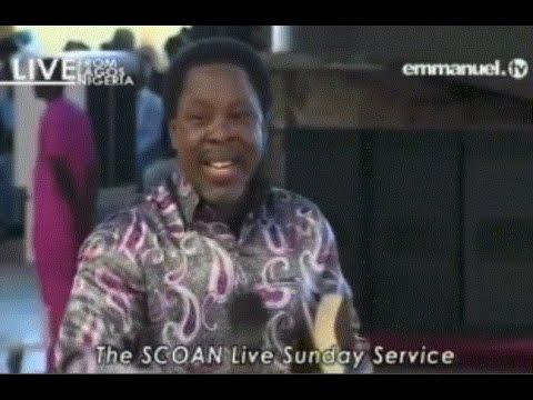 SCOAN 19/06/16: Prophet TB Joshua Message & Prophecy (Part 1/3). Emmanuel TV