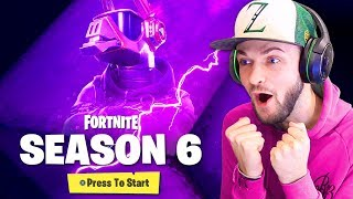 Video FIRST LOOK at SEASON 6 in Fortnite! MP3, 3GP, MP4, WEBM, AVI, FLV September 2018