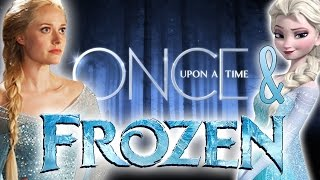 Disney's Frozen on Once Upon a Time! full download video download mp3 download music download
