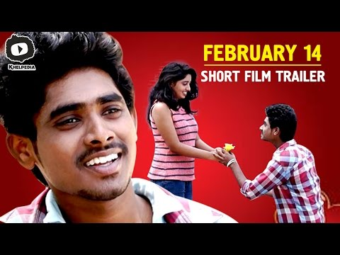 Video February 14 Telugu Short Film Trailer   2016 Valentines Day Special   Khelpedia download in MP3, 3GP, MP4, WEBM, AVI, FLV January 2017
