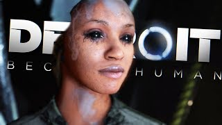 THINKING LIKE AN ANDROID | Detroit:Become Human - Part 4