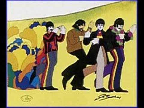 Tekst piosenki The Beatles - With A Little Help From My Friends po polsku