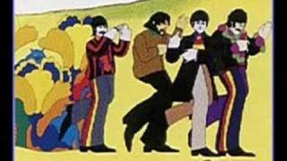 The Beatles vídeo clipe With A Little Help From My Friends