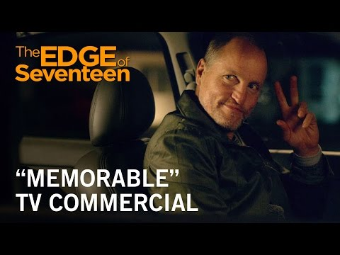 The Edge of Seventeen (TV Spot 'Memorable')