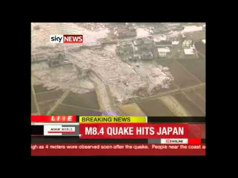 Japan Earthquake: Tsunami Hits After 8.9 Quake