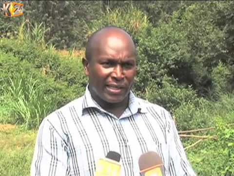 Mukurwe-ini residents up in arms over sub-standard bridge in the area