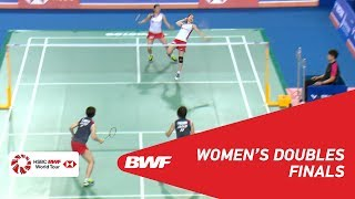 Download Video F | WD | FUKUSHIMA/HIROTA (JPN) [1] vs MATSUTOMO/TAKAHASHI (JPN) [2] | BWF 2018 MP3 3GP MP4