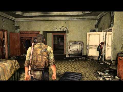 Playthrough - New gameplay footage from Naughty Dog's forthcoming post-apocalyptic PlayStation 3 adventure. Visit the official Last of Us website for more info: http://www...