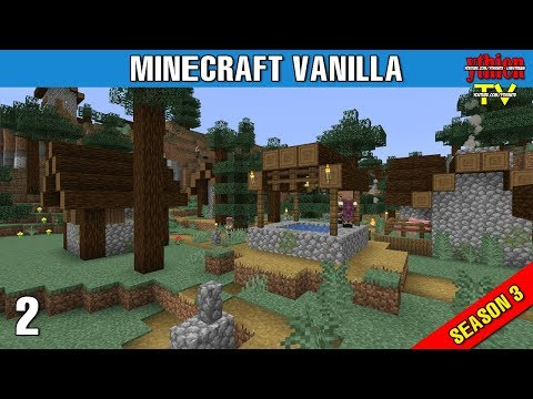 Minecraft Vanilla S03E02 - Khám Phá Xung Quanh - Thời lượng: 33 phút.