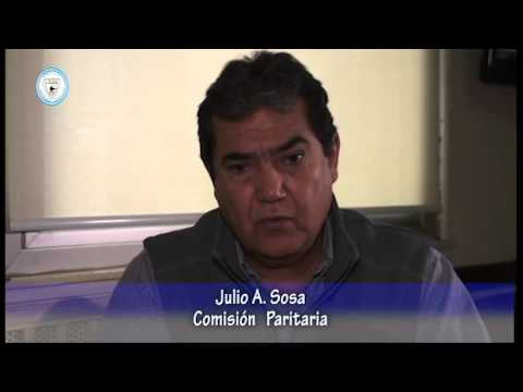 Julio A. Sosa - INFORME PARITARIAS