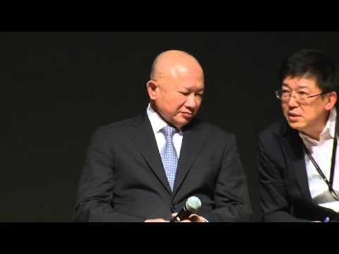 151025 Masterclass Series- In Person: John Woo