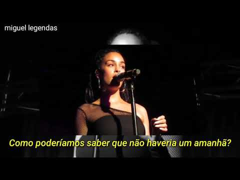 Jorja Smith - Goodbyes (LEGENDADO/TRADUÇÃO)