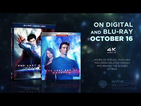 The Last Son of Krypton - TV Spot 15: DVD Commercial