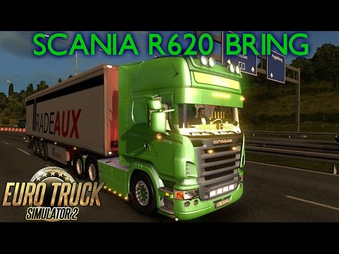 Scania R620 Bring v3.0