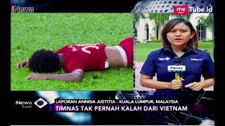 Video Rekor Kemenangan Jadi Modal 'PEDE' Timnas U-16 Lawan Vietnam - iNews Sore 23/09 MP3, 3GP, MP4, WEBM, AVI, FLV September 2018