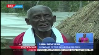 CheckPoint: The Rabai celebrate their end year celebrations two months behind the conventional calen