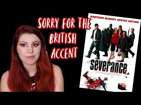 Severance Review! | British Horror Comedy