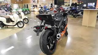 5. 2020 Yamaha YZF-R6