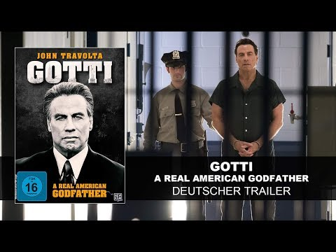 GOTTI  | John Travolta  | (Deutscher Trailer) | HD | KSM