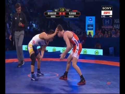 Bekhbayar VS Vladmir