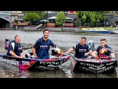 A Melbourne Dinghy Dash with Daniel Ricciardo and Max Verstappen_Legjobb videók: Vitorlázás