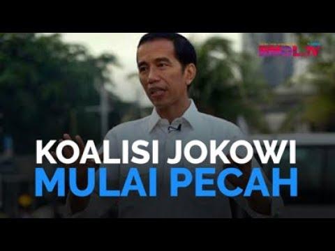 Koalisi Jokowi Mulai Pecah