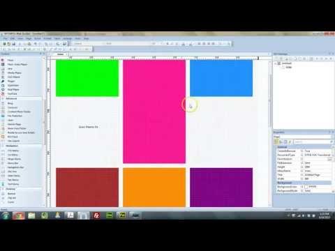 WYSIWYG Web Builder 8 – jQuery Masonry Tutorial
