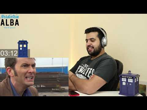 Doctor Who 4x17 Reaction | The End Of Time Part 1
