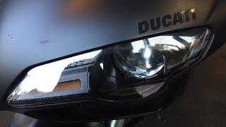 10. Ducati 848 EVO 2011 Matt Black Review & Start up