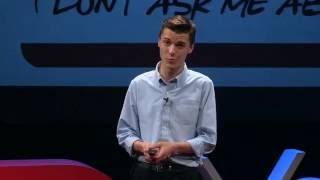 Young Man Uses Comedy to Teach Others About Autism