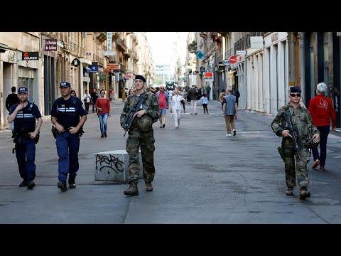 Σύλληψη υπόπτου για την βόμβα στην Λυών