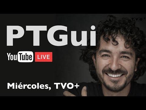 PTGui Pro: Preguntas y Respuestas en Vivo
