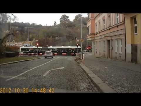 Nehoda Plzeňská ulice Praha