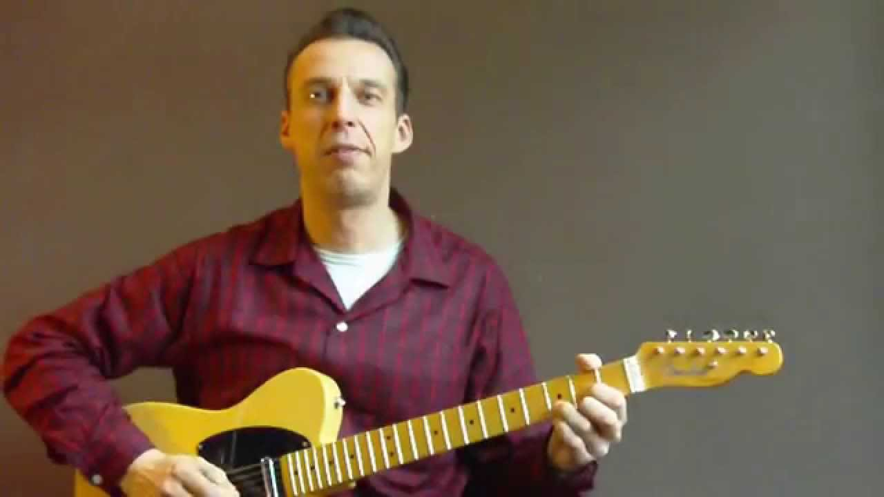 Rockabilly Guitar Lesson for Beginners