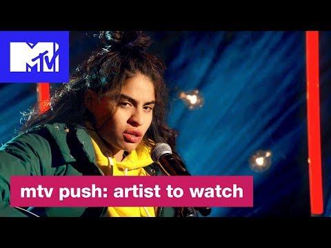 Jessie Reyez Performs 'Gatekeeper'   MTV Push: Artist to Watch